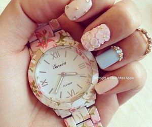 accessories, cool, and nail art image