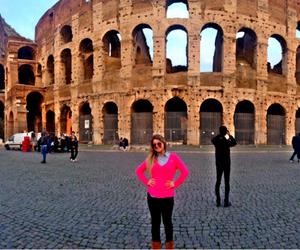 italia, rome, and coliseu image