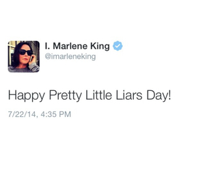 pretty little liars and abc family image