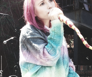paramore, hayley williams, and music image