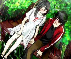 kagerou project, shintaro kisaragi, and summertime record image