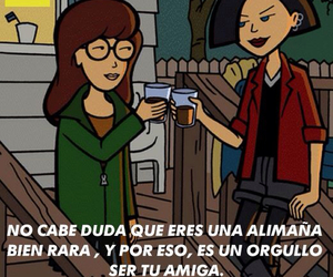 Daria, friends, and mtv image