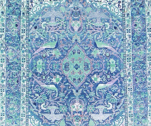 blue, wallpaper, and pattern image