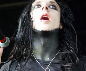 ricky horror, ricky olson, and motionless in white image