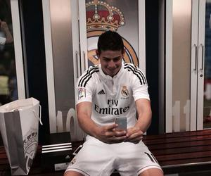 real madrid, james rodriguez, and james image