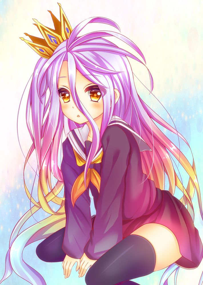 Image About Anime In No Game No Life By Angélique