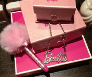 pink, barbie, and luxury image