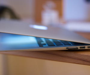 apple, macbook, and photography image