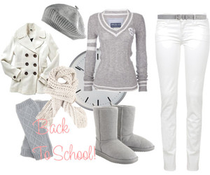 grey, clothesm, and clothes image