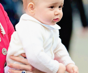 cute, baby, and prince image