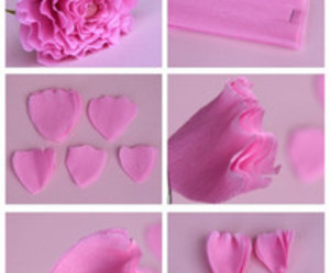 diy, crafts, and rose image