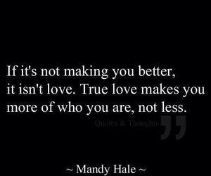 quote, love, and better image
