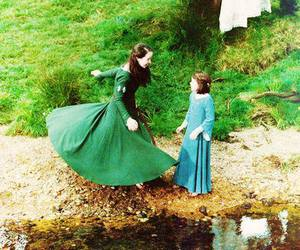 susan, anna popplewell, and georgie henley image