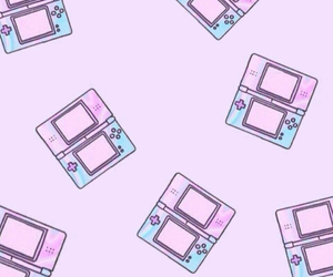 game, pastel, and cute image