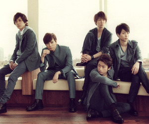 arashi, japan, and jpop image
