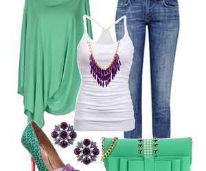 Hot, outfit, and pretty image