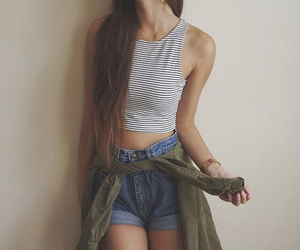 grunge, outfit, and ootd image