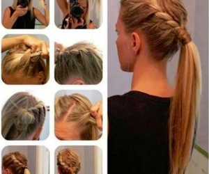 amazing, blonde, and braid image