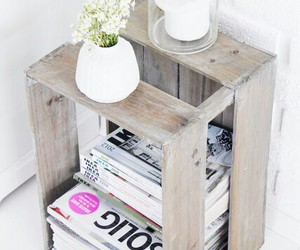 magazine, interior, and home image