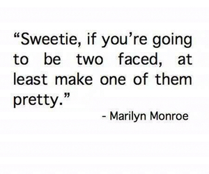 badass, Marilyn Monroe, and quote image