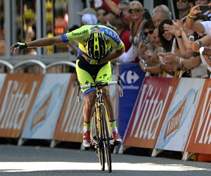 cycling, tour de france, and 2014 image