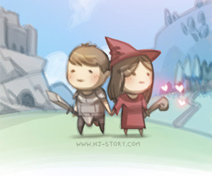 love and adventure image