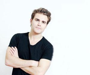 tvd, the vampire diaries, and paul wesley image