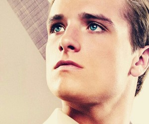handsome, the hunger games, and josh hutcherson image
