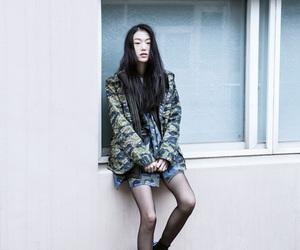 asian and korean fashion image