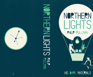 northern lights and philip pullman image