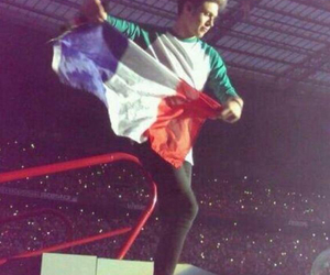 niall horan, one direction, and france image