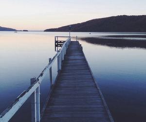 lake and sea image