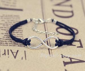 infinity and bracelet image