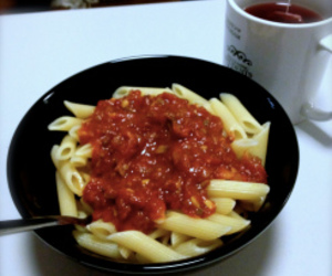 blog, food, and pasta image