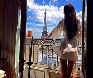 paris, girl, and luxury image