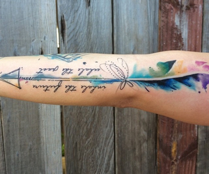 thin, inhale exhale, and tat tats tattoo tattoos image