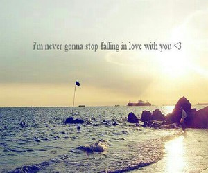 inlove, quote, and love image