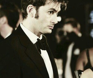 david tennant, barty crouch jr, and doctor who image