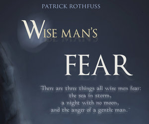 wise mans fear image