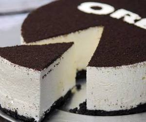 oreo, cake, and food image