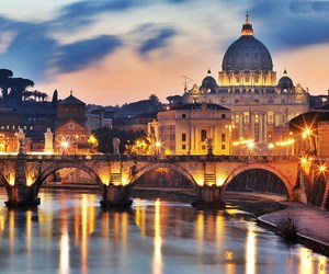 italy, rome, and roma image