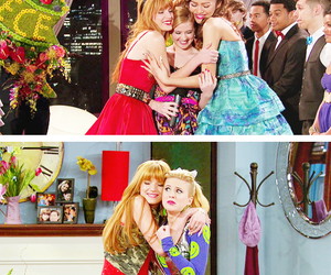 caps, disney channel, and shake it up image