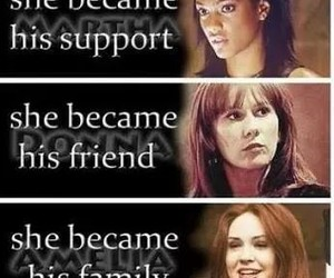 amy, clara, and donna image