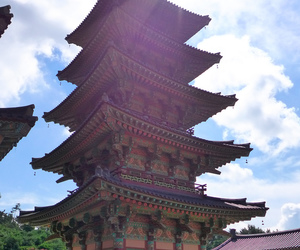asia and baekje cultural land image