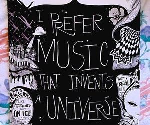 music, art, and hipster image