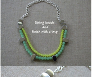 craft, jewelry, and craft ideas image