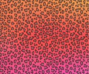 animal print, iphone, and leopard image