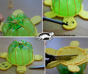 crafts, toys, and turtle image
