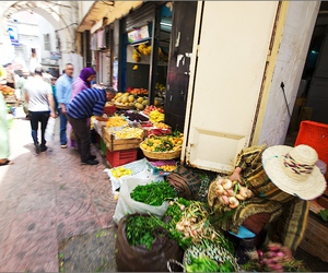 market, maroc, and marche image