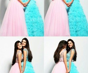 dress, Kendall, and kylie jenner image